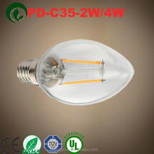 alibaba best selling product shadowless mirror silver coating e27 globe led mirror filament bulb 220v