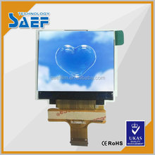 2.0 inch lcd display QCIF 220*176 dots landscape type with ILI9341 driver IC