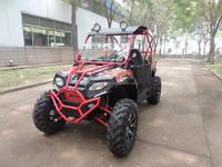 Adult 2 seater 4 wheel go kart dune buggy 250cc