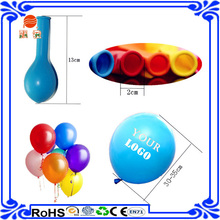 Cheap inflatable latex advertising helium balloon