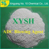 Yellow foaming agent AC& ADC blowing agent factory offer