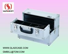 SB7001 light weight professional makeup train case