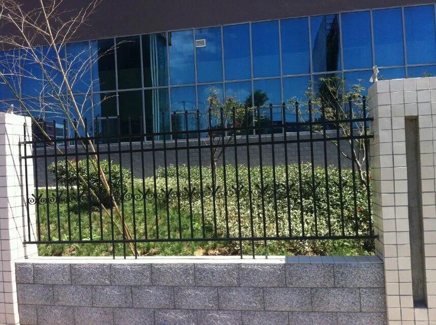 Design Metal Garden Fencing - Buy Fencing,Metal Fencing,Garden Fencing ...