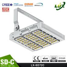 120lm per watt led flood light 100 watt 120watt led light waterproof