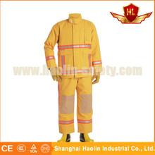 bombero ropa protectora de bombero traje de equipo de protección