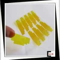 Heat resistant polyimide film die cut silicone pi tape