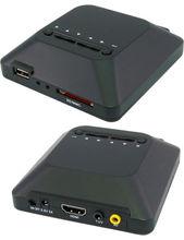 Mini USB 2.0 Video, Audio, Picture, Book, Media Player Box