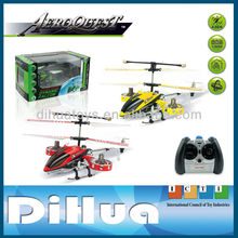 4 Channel Electric Small RC DIE-CAST Helicopter