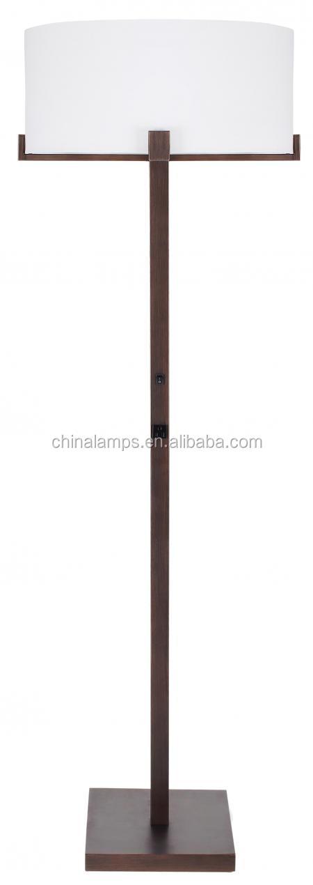 2016 zwart diesel woonkamer houten replica vork staande lamp ...