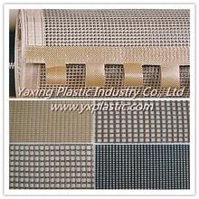 PTFE uv open mesh fiber glass fabric