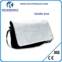 Sublimation blank canvas bag
