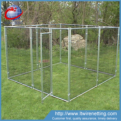 Anping cheap dog kennel for wholesale
