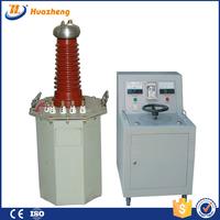 High Voltage HV AC/DC Testing Transformer