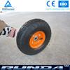 RUBBER AIR SMALL INDUSTRIAL CART WHEEL