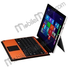 WSP328 Bluetooth Wireless Keyboard Case for Microsoft Surface Pro3 with Touchpad