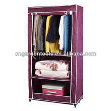 Folding Cloth Wardrobe for Small Spaces