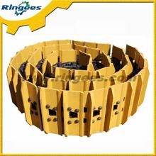 Excavator track shoe pad, undercarriage track shoe for excavator, track shoe pad for Kobelco