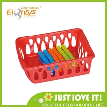 for assemble small things good quality plastic storage basket