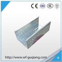 Hot Dipped Galvanized Cable Trunking hdg cable tray