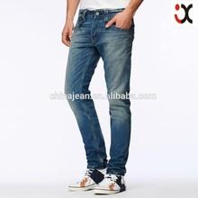 2015 New Arrival men's jeans for sale fashion denim machine jeans pants(JXW599)