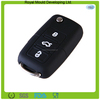 2014 Hot selling silicone skin cover /key case for Passat