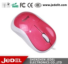 Computer Accessory/Jedel Qute and Colorful USB Mouse