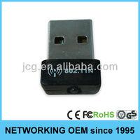 150Mbps wifi adapter usb wireless 6000mw