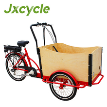 Urban Bicycles cargo Tricycle Family Cycling