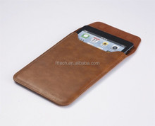 wholesale new Direct plug-in laptop envelope leather PU case for ipad mini1 2 3