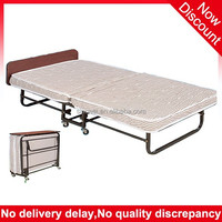 Bed room furniture Hotel folding extra bed, folding bed
