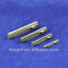 Metal bonded CBN and diamond honing stones