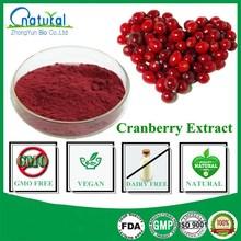 Natural Antioxidant Cranberry Juice Extract