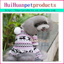 Hot sale snowflake pattern Christmas dog clothes