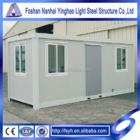 china flat pack homes container house
