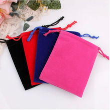 jewelry velvet pouch manufacturer