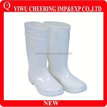 Fox Print Rubber Rain Boots Custom Logo Rain Boots Dog Rain Boots