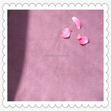 wholesale Artificial Suede Fabric/ Polyester Fabric micro suede waterproof/ fake suede fabric