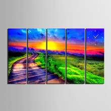 Customed printing paintings on canvas decoration
