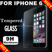 for anit-broken anti-scratch iphone 6 tempered glass screen protectors original unlocked, for iphone 6 plus glass protector