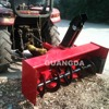 Factory Outlet tractor 3 point hitch snow blower with CE