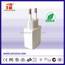 FREE SAMPLE FAST DELIVERY ac dc power adapter 6v 0.5a