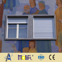 Zhejiang AFOL Aluminum Frame Side Sliding Motorhome & Rv Window