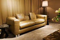 Best Sale Natural Series Modern Leather Sofa