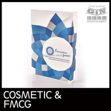 High quality custom face mask cosmetic paper packaging box