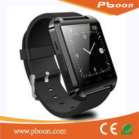 2014 New U8 Smart Watch With Vibration Photographed Pedometer For iOS and Android phones