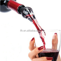 Perfect Wine Gift!!! Wine Aerator Pourer ,Premium Aerating Pourer and Decanter Spout, Amazon Hot Sell LFK-011A