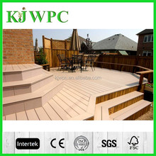 Hot WPC decking wood plastic composite plank wpc decking