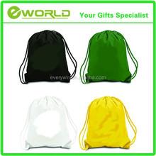 Hottest Customized Polyester Drawstring Shoes Bag, Drawstring Bag