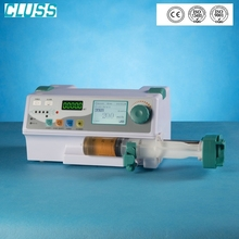 Laboratory/Hospital Price Portable Syringe Pump CLS-SP10 Syringe Infusion Pump