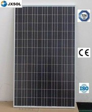 High quality 300W polycrystalline silicon solar panel PV module solar system cell factory price